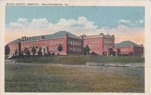 Pennsylvania Hollidaysburg Blair County Hospital