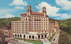 Arkansas Hot Springs The Arlington Hotel
