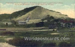 Republic of Panama, República de Panamá Miraflores Locks & Fortification An...