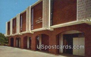 Mississippi Southern University in Hattiesburg, Mississippi