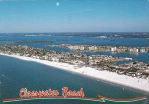 Florida Clearwater Beach Panoramic View 2000