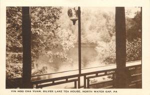 North Water Gap PA~Yin Yoo Cha Yuan~Silver Lake Tea House~Japanese Lantern~1940s