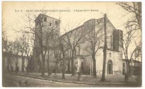 SAINT-ANDRE-DE-CUBZAC (Gironde) , France , 00-10s :  L'Eglise