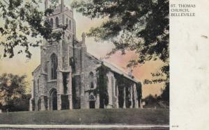 BELLEVILLE, Ontario , 1907 ; St Thomas Church