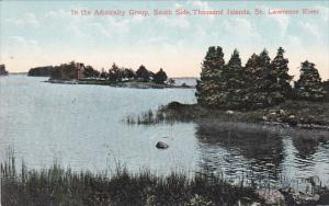In The Admiralty Group, South Side, Thousands Islands, St. Lawrence River, On...