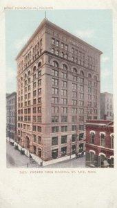 ST. PAUL , Minnesota , 1901-07 ; Pioneer Press Newspaper Building