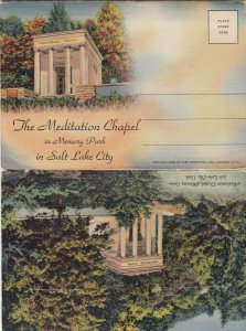 SALT LAKE CITY, Utah, 1930-40s; The Meditation Chapel