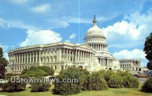 US Capitol, District Of Columbia