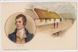 Robert Burns, Poet