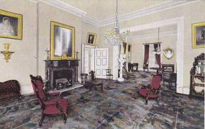 Drawing Room of the Hermitage, Nashville, Tennessee,   30-40s