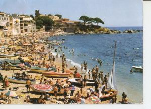 Postal 037794 : Calella de Palafrugell (Costa Brava)