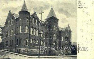 Technical School in Newark, New Jersey