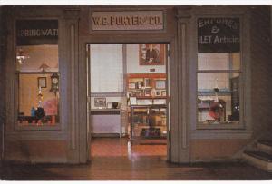 W.C. Porter Drug Store , GREENSBORO , North Carolina , 50-60s