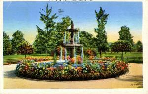 PA - Allentown. City Park.