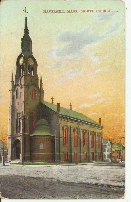 Haverhill, Mass., North Church