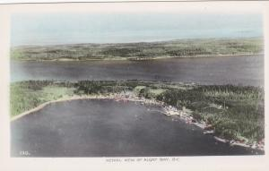 RP, Aerial View Of ALERT BAY,  British Columbia, Canada, 1920-1940s
