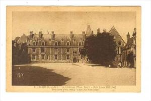 BLOIS , France, 1910s   Le Chateau