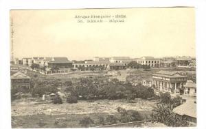 Afrique Occidentale Francaise, Hopital, Dakar, Senegal, 1900-1910s