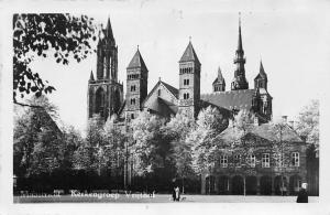 Netherlands Maastricht Kerkengroep Vrijthof, Echte foto
