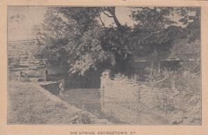 BIG SPRING , Kentucky, 1911
