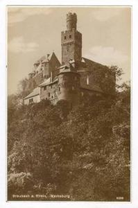 RP, Marksburg, Braubach a. Rhein (Rhineland-Palatinate), Germany, 20-40s