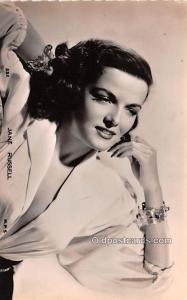 Jane Russell Movie Star Actor Actress Film Star Postcard, Old Vintage Antique...