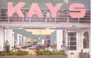 FL Daytona Kays Restaurant