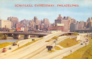 Schuylkill Expressway Philadelphia, Pennsylvania PA