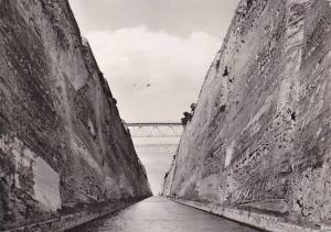 RP, The Canal Of Corinth, Greece, 1920-1940s