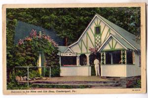 Ice Mine Gift Shop, Coudersport PA