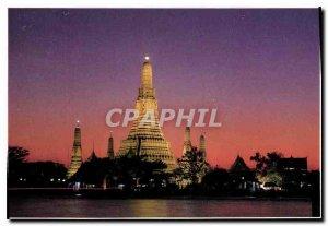 Modern Thailand Post Card