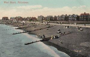 Felixstowe , England , 00-10s ; West Beach