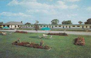 Exterior,  Clear view Motel,  Peterborough,  Ontario,  Canada,  40-60s