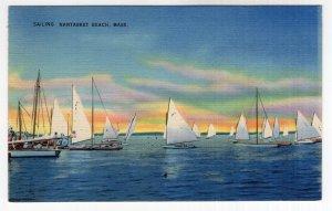 Nantasket Beach, Mass, Sailing