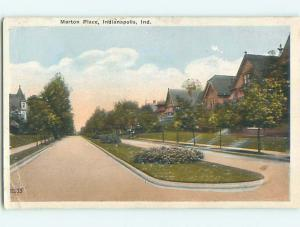 W-Border HOUSES AT MORTON PLACE Indianapolis Indiana IN t7258
