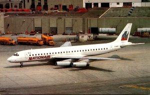 Nationair Canada McDonnell Douglas DC-8-62 At Lester B Pearson International ...