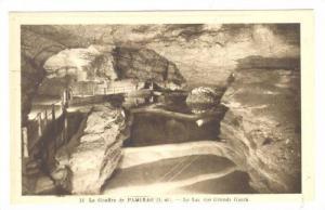 Le Lac Des Grands Gours, Le Gouffre De Padirac (Lot), France, 1900-1910s