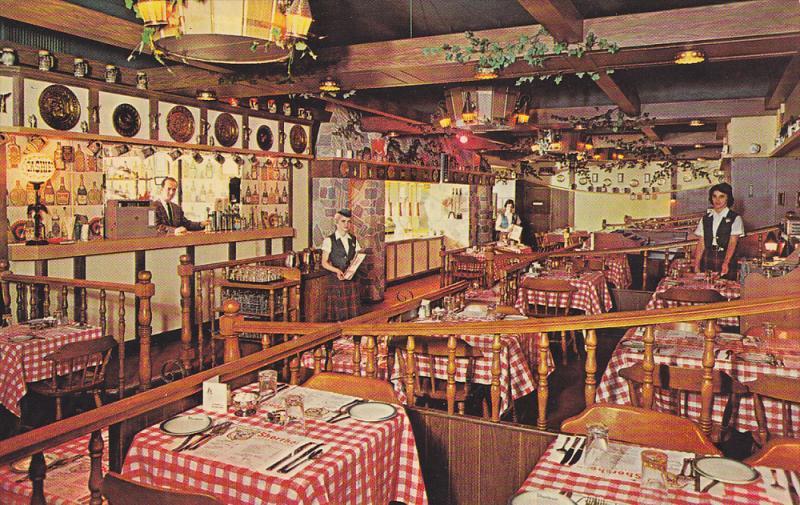 Shorthorn Steak House & Tavern , LONDON , Ontario , Canada , 50-60s