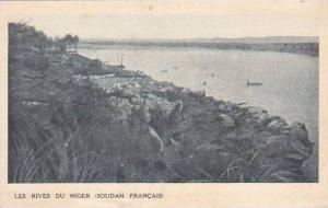 Africa Sudan Les Rives Du Niger