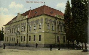 hungary, SZENTES, Járás Biróság, District Court (1910s) Postcard
