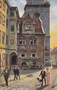 TUCK #179B; JENA, Thuringia, Germany; Burgkeller, 00-10s