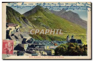 Old Postcard Briancon Vue Generale and Melerin