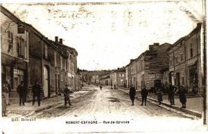 CPA Robert-Espagne -Rue de Gironde     (178507)