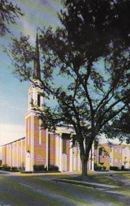 Texas Lufkin First Baptist Church