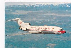 TAP Boeing 727 airplane, PU-1976