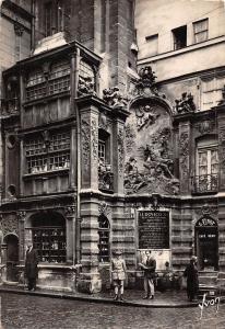 France Rouen (Seine Inferieure) Fontaine monumentale Fountain Monument