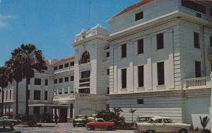 Hotel Polana, Entrada E Parte Fonteira Do Edificio, Lourenço Marques, Mozamb...