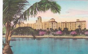 Florida Hollywood By The Sea Hollywood Beach Hotel And Golf Club From Yacht B...