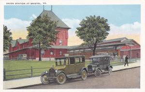 BRISTOL , Virginia, 00-10s ; Union Station