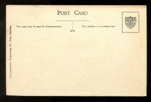 dc478 - THEDFORD MINES Quebec 1920s Trestle Bridge. Antique Postcard